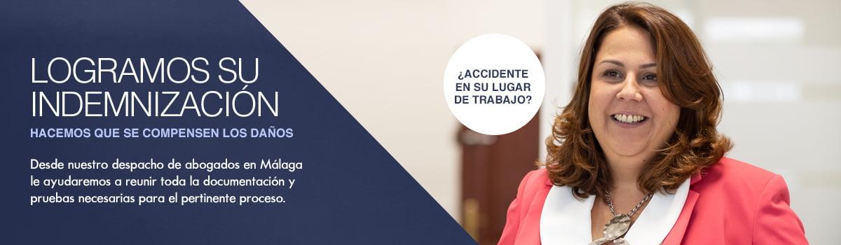 Contacte con Abogado de accidentes en Málaga